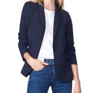 NWT Veronica Beard Classic Crepe Jacket